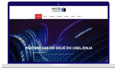Izrada Web Stranica Master Inženjering