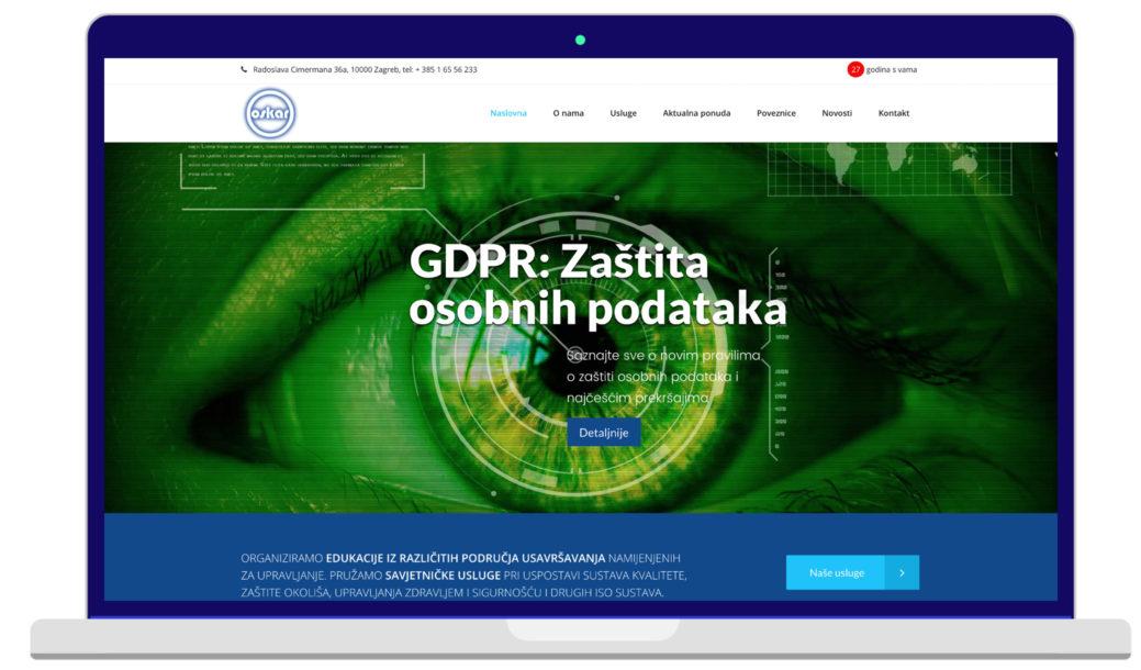 Izrada Web Stranica Oskar