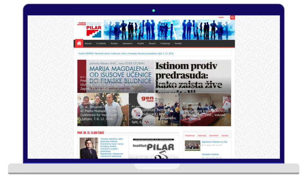 Izrada Web Stranica PIlar